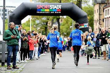 European Youth Marathon bei BeActive Frankfurt | DTB/Kai Peters